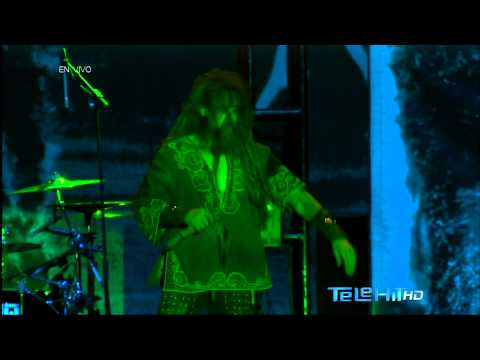 Rob Zombie - Hell And Heaven Metal Fest 2014 HD