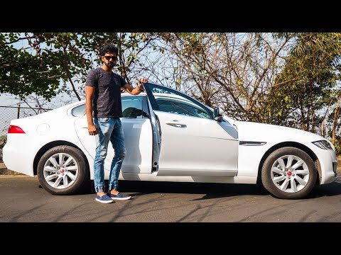 Jaguar XF Petrol - Sportiness Over Luxury | Faisal Khan