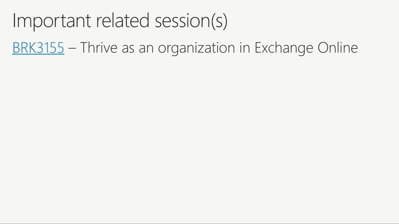Exchange 2013 hybrid to Exchange 2016 hybrid considerations