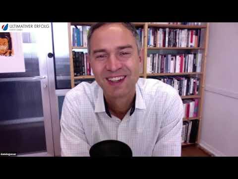 Crypto Valley Festival 2020 – Bestsellerautor Dr. Daniele Ganser im Gespräch mit Tino Ahlers