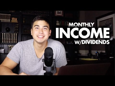 How To Invest For Monthly Income   Dividend Investing
