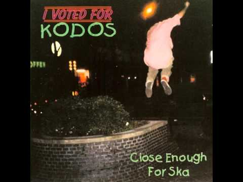 Close Enough for Ska - I Voted For Kodos [HQ]