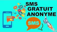 Envoyer des SMS gratuit et anonyme à tous les téléphones dans le monde