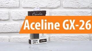Розпакування Aceline GX-26 / Unboxing Aceline GX-26