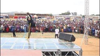 SUMBAWANGA: RayVany, Queen Darleen Wakitest Mitambo Wasafi Festival