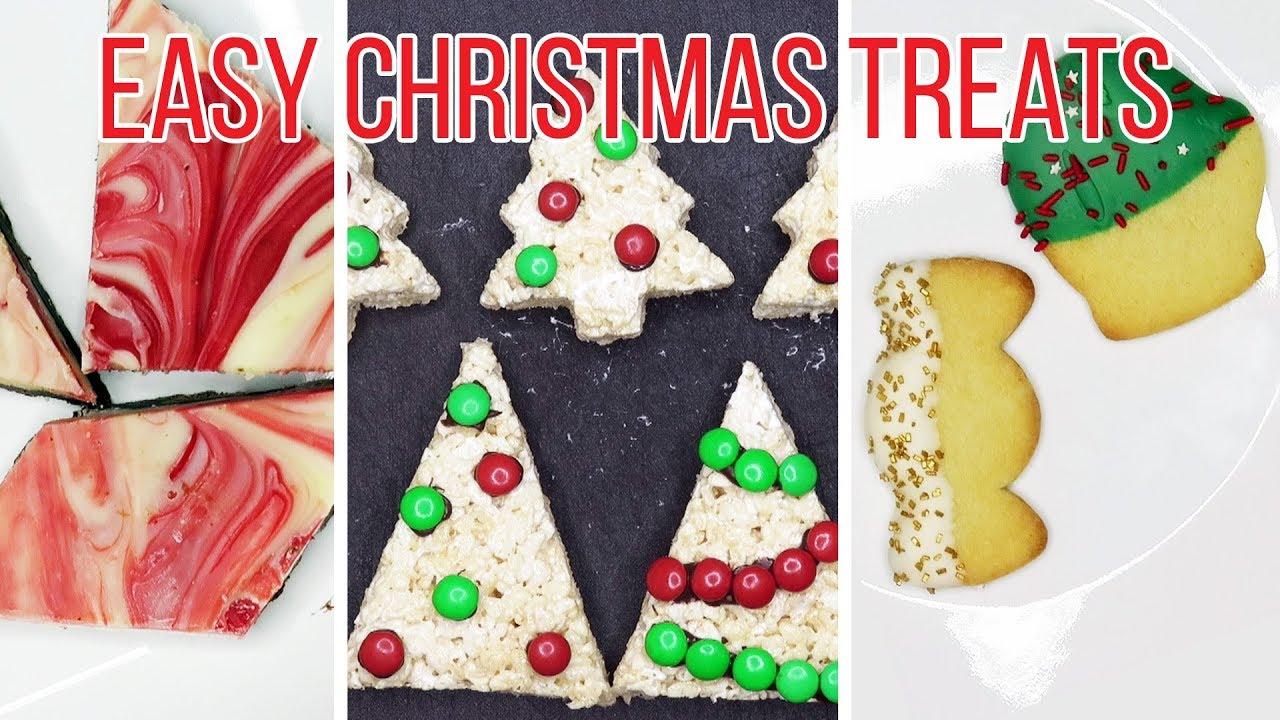 3 easy christmas desserts - Easy Christmas Desserts