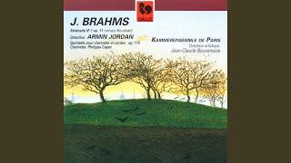 Serenade No. 1 in D Major, Op. 11: I. Allegro molto