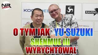 O tym jak Yu Suzuki Shenmue III wyrychtował - Pasta