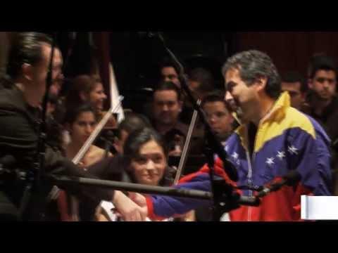 Orquesta Binacional Argentino-Venezolana: Un concierto sin fronteras