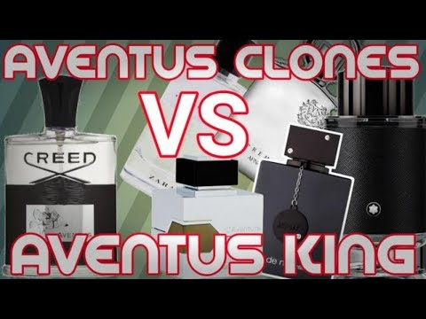 TOP 5 CREED AVENTUS  CLONES Lets Talk About Aventus Clones 👈