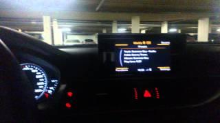 Audi a7 TDI Quattro sportback BOSE soundsystem test