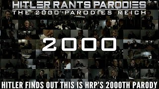 Hitler finds out this is HRP's 2000th parody