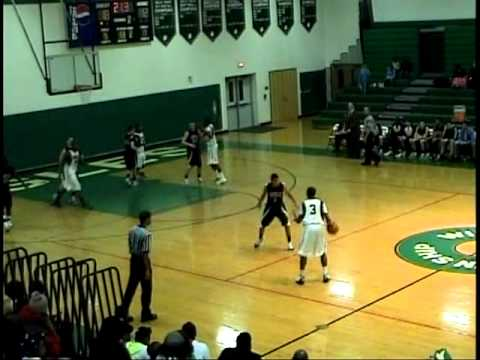 Geoffrey Jones, Winslow Township HS (NJ) (2011) - Part 1 - A dynamic unknown basketball player