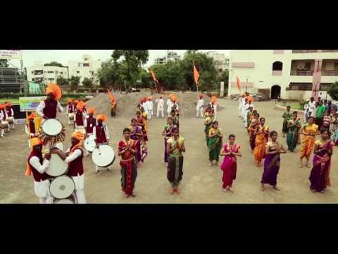 Ale Ganraya Sang DJ Vajvaya (Marathi song)