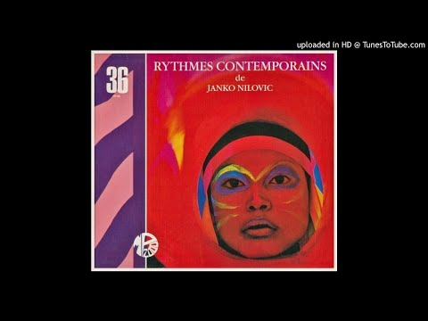 Janko Nilovic ► Black on a White Ground [HQ Audio] Rythmes Contemporains 1972