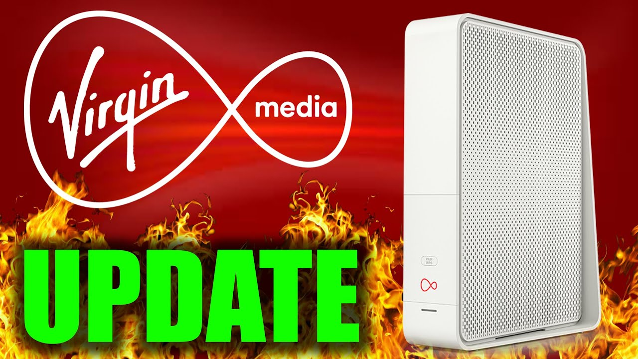 how to update virgin hub 3.0 firmware