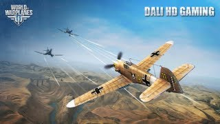 World of Warplanes PC Gameplay FullHD 1080p