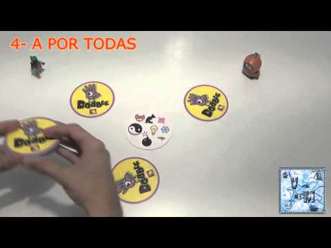Dobble - Juego de mesa - Reseña/aprende a jugar