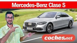 Mercedes-Benz Clase S 2021: Llega la 9ª generación | Primer vistazo | coches.net