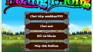 Ninja school Online: Hoàng Phong test phiên bản  úp siêu nhanh k diss