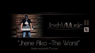 Jhene Aiko - The Worst Instrumental Cover Prod. By Josh V