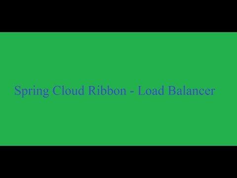 Spring Cloud Ribbon - Client side Load Balancer