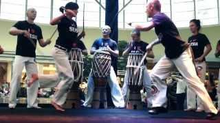 Show Capoeira, Strellson Silesia City Center