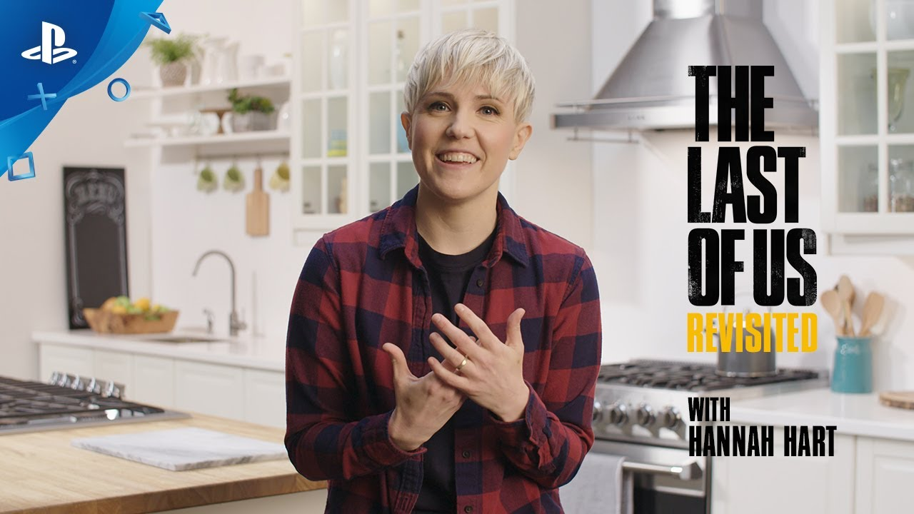The Last of Us Revisited with Hannah Hart | PS4