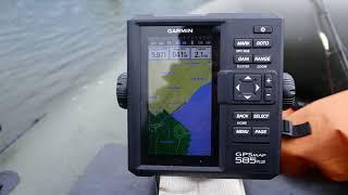 quickdraw-Contours - очень крутая штука для создания собственных карт в Garmin GPS Map 585 Plus