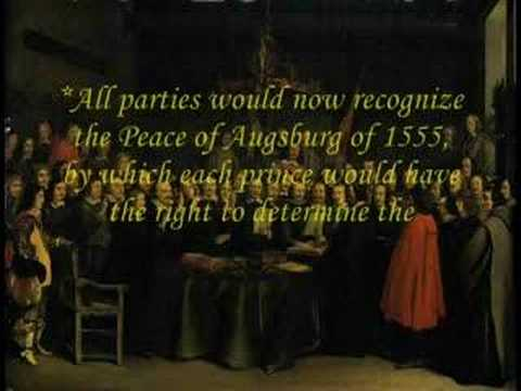 The Peace of Westphalia,What was it?