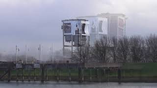 Sloop IJsselcentrale Zwolle laatste stuk 30 11 2018