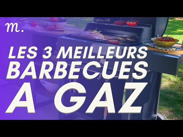 🥇TOP 3 BARBECUES À GAZ (2021)