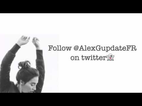 Alex G - Showing Up (Lyrics Video)