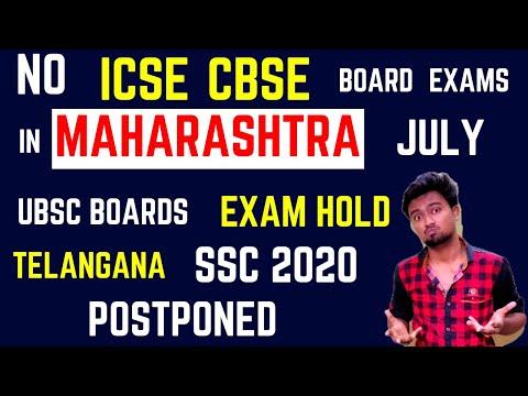 no-icse,cbse-2020-in-maharashtra-july?-telangana-ssc-postponed-:-education-minister-|-ubsc-exam-hold