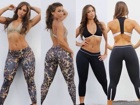 Nicole Mejia Gym Workout Routine and Photo Shoots thumbnail