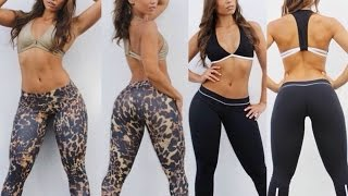 Nicole Mejia Gym Workout Routine and Photo Shoots