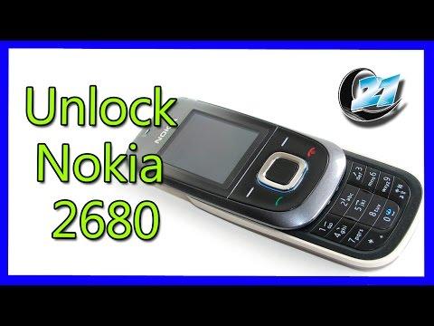 """Como abrirle las bandas a un Nokia 2680 en Segundos """"Tema para principiantes"""""""