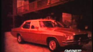 Official Holden HZ Statesman Promotional Film