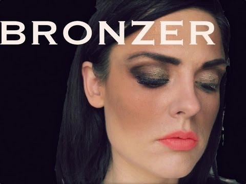 How to apply shimmer bronzer makeup for beginners makeup 101 how to apply shimmer bronzer makeup for beginners makeup 101 ccuart Images