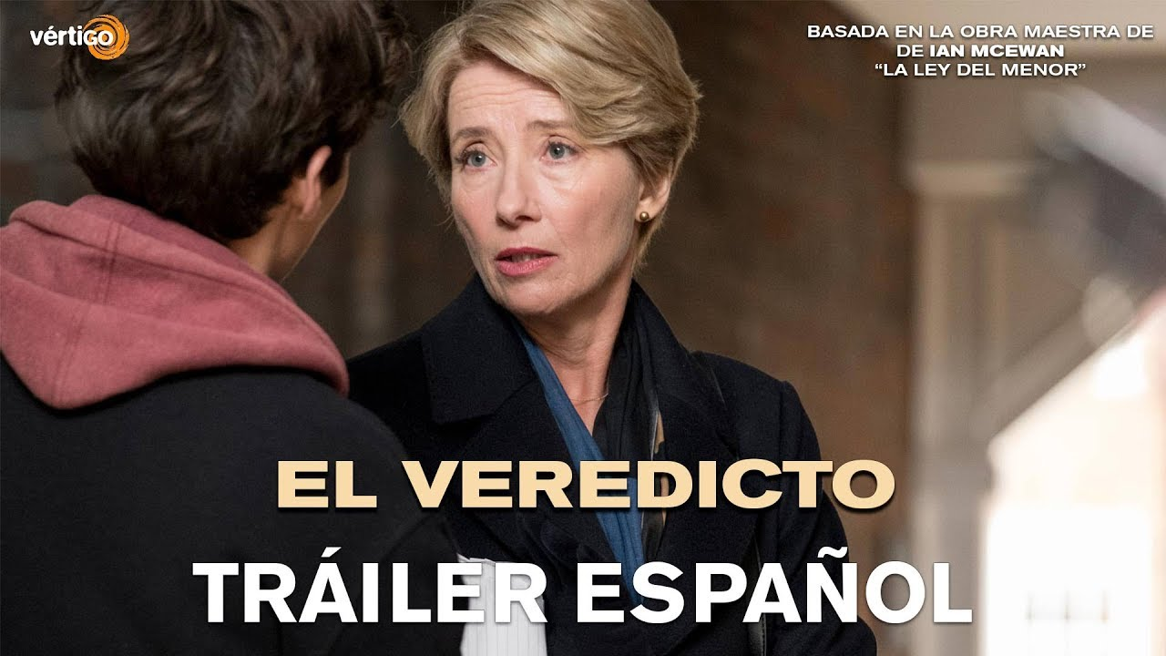 EL VEREDICTO - Tráiler Español