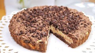 Chocolate Cheesecake Crumble Cake, Haniela's