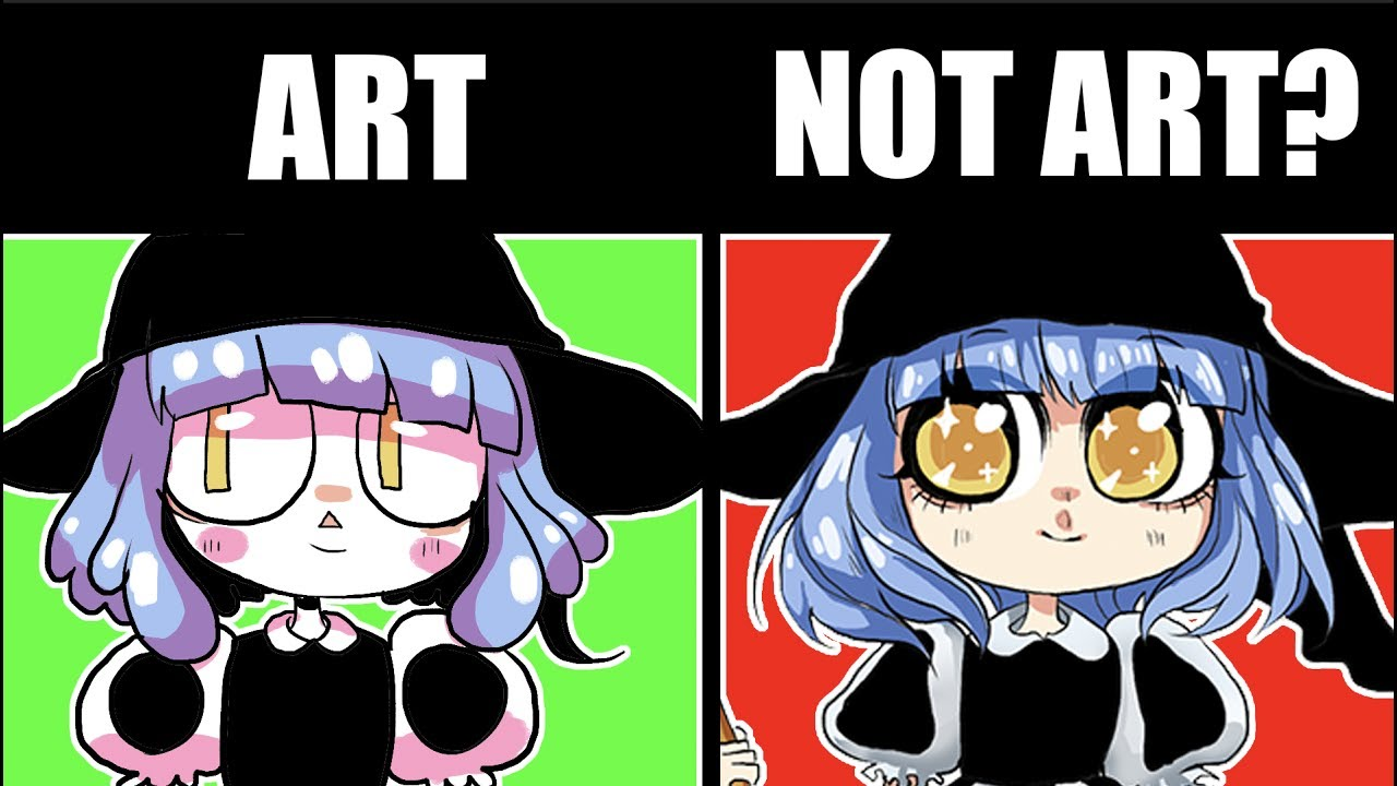 Anime how art history proves them wrong