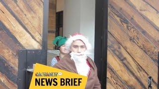 Mad, bad Santa movie