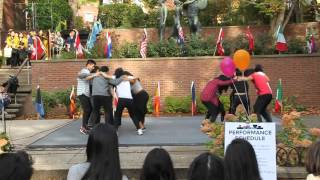 Daebak K Pop Brown RISD Eat The World Performance