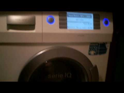 1600rpm empty spin siemens wiq1633 washing machine youtube. Black Bedroom Furniture Sets. Home Design Ideas