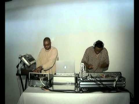 Jeff Mills Exhibitionist Purpose Maker Mix 2004