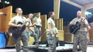 Adele - Rolling In the Deep (US Military Cover) [Full] - AMAZING!