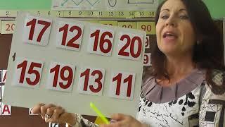 Учим ЧИТАТЬ детей + МАТЕМАТИКА. КАК НАУЧИТЬ РЕБЁНКА ЧИТАТЬ.Занятие №14