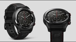 Porsche Design Huawei Watch Launched in Europe and UK