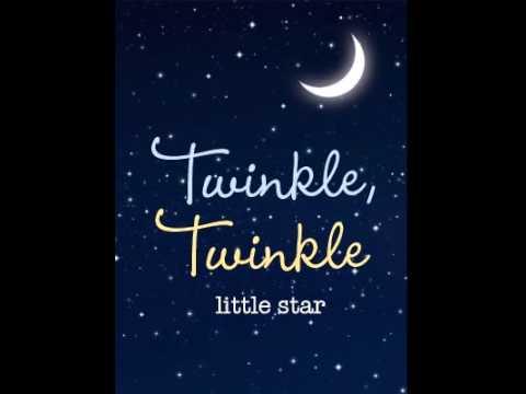 Twinkle Twinkle Little Star instrumental song